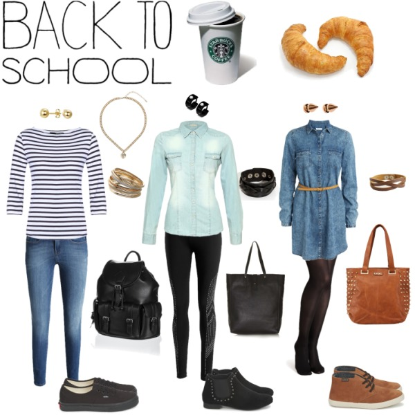 Monday - and back to school