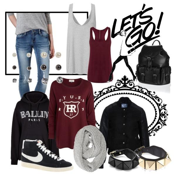 winter walks <3