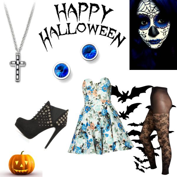 Halloween-Sugar Skull