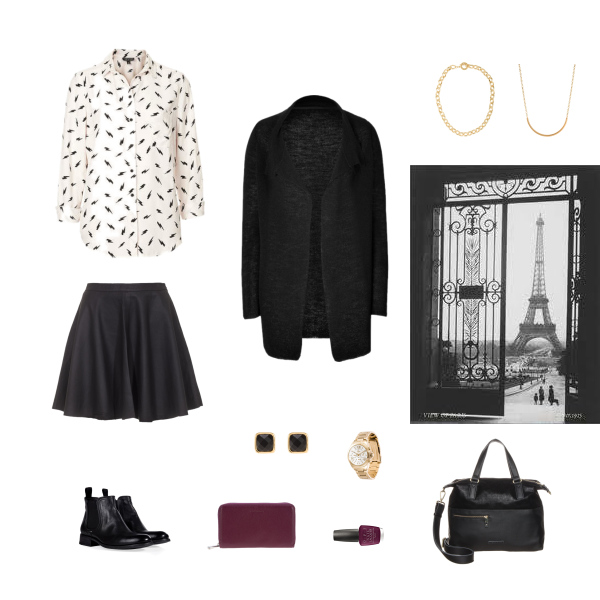 Paris Look