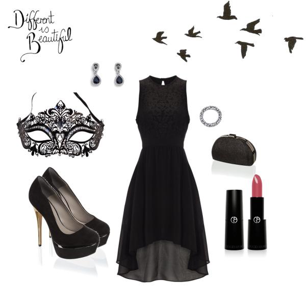 Black lady.