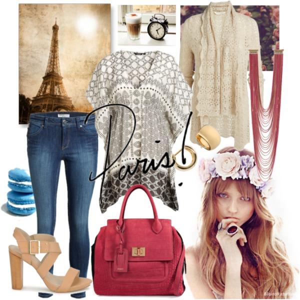Jedno odpoledne v Paříži