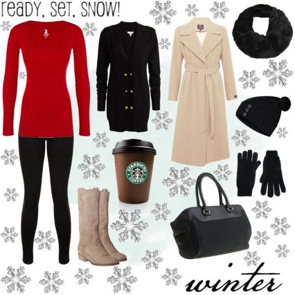 redy, set....SNOW!