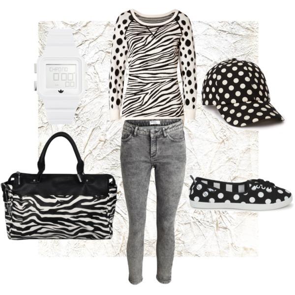 Zebra dot