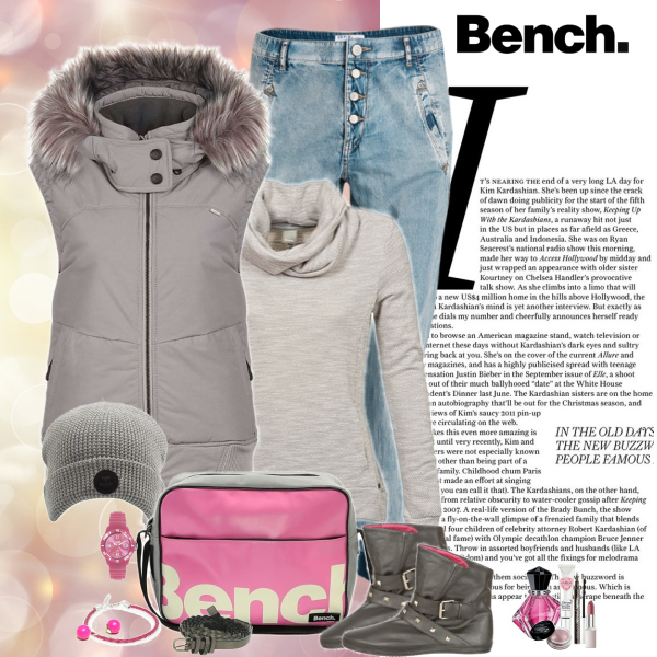 Bench. outfit