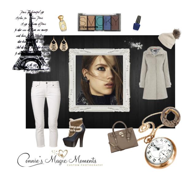 Winter in Paris <3