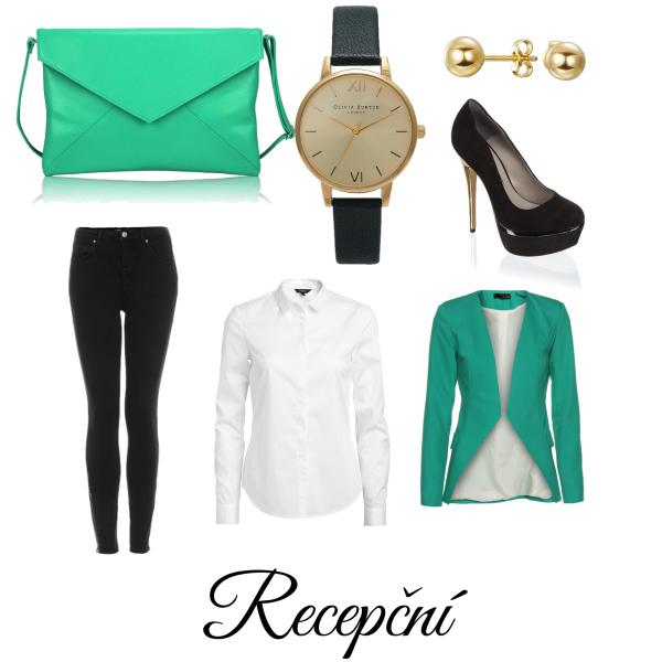 outfit- do práce