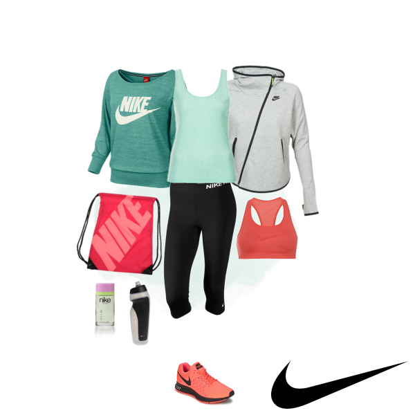 All you need is NIKE
