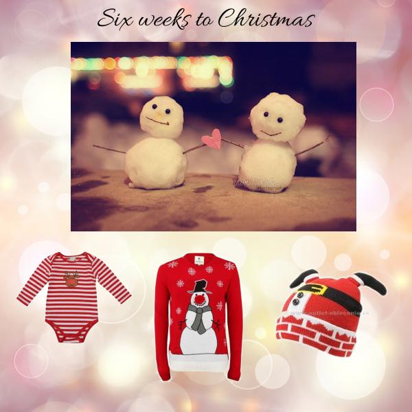 Six weeks to Christmas