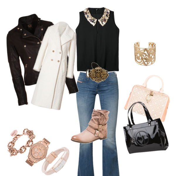 Shopping-Look
