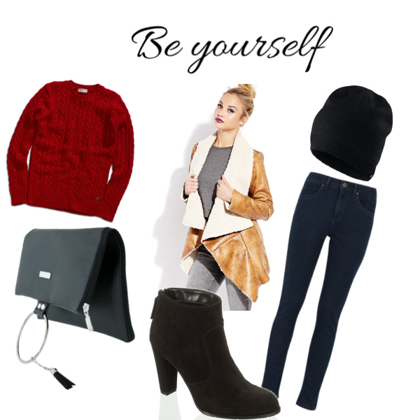 be yourself in fall