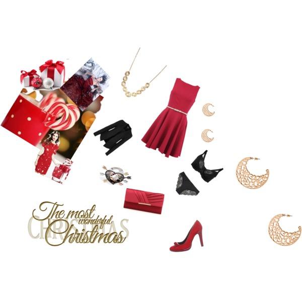 Vánoční krása Červené :)