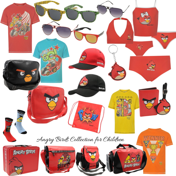 Angry Birds for Children