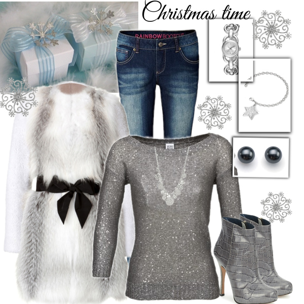 The Christmas time