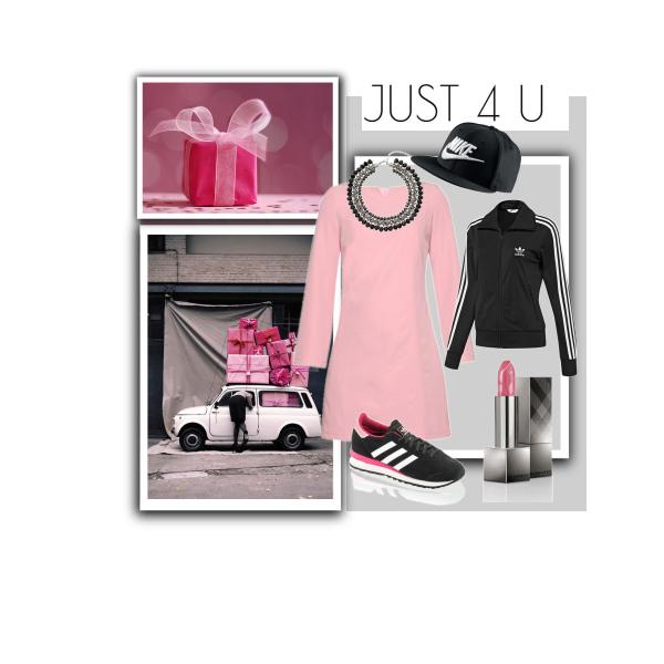 Pink sporty Christmas