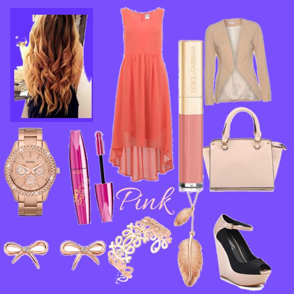 pink :)) ♥