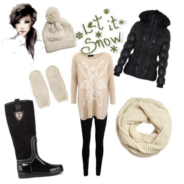 Let it snow:)