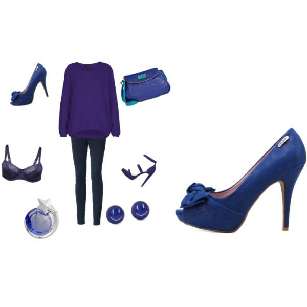 I Love Blue :DD