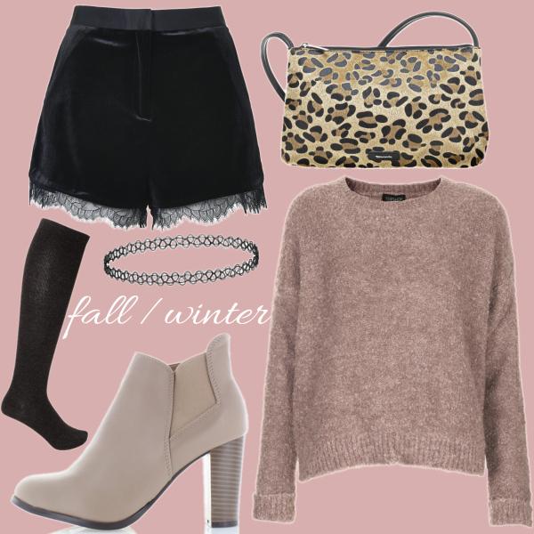 Fall/Winter cozy set