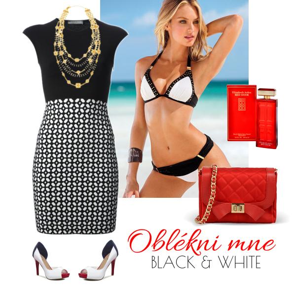 Oblékni mne ... do černé a bílé (a červené)