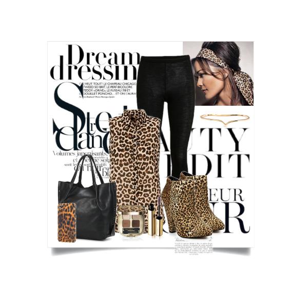 Black and gepard