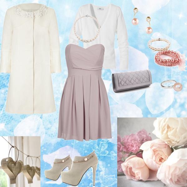 going on WINTER WEDDING