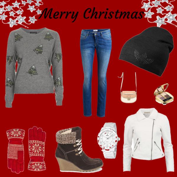 Vánoční outfit