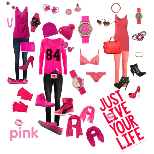 Live your pink life ;o)