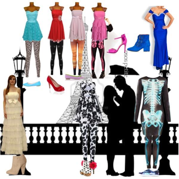 společenské oblečení pro ♥dámy♥