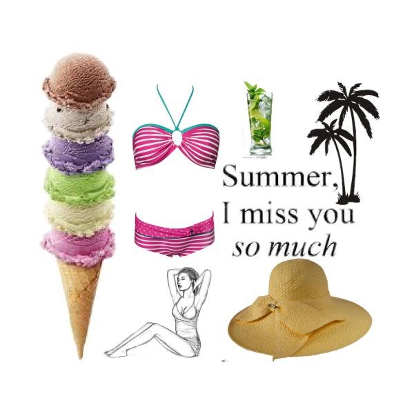 I miss summer  :´(