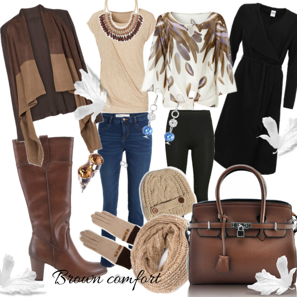 Brown comfort