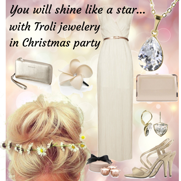 Shine at Christmas party