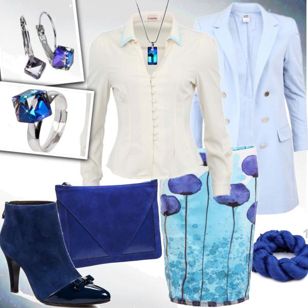 Modrá je dobrá...