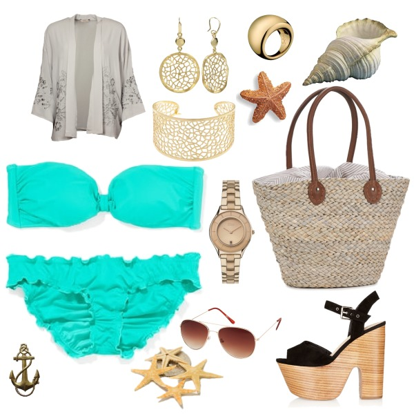 Jde se na pláž!