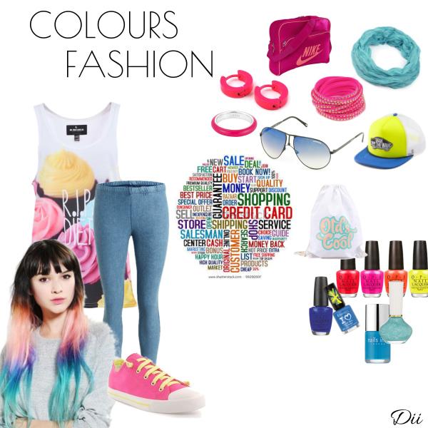 letní outfit