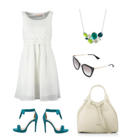 Set Summer outfit od kristyna.audiova
