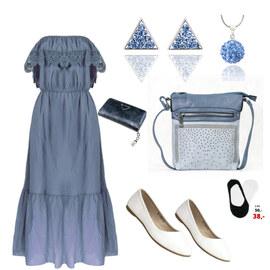 Set modrý set  od Frist