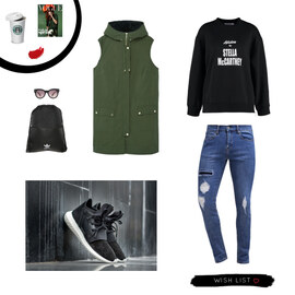 Tenue HAPPY THURSDAY! sur footshopfr