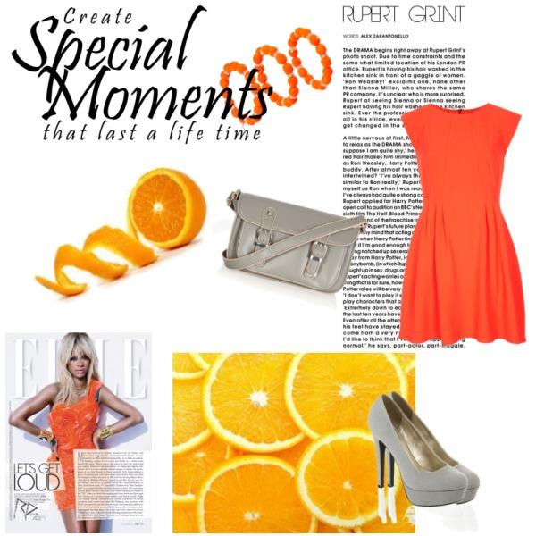:3 orange
