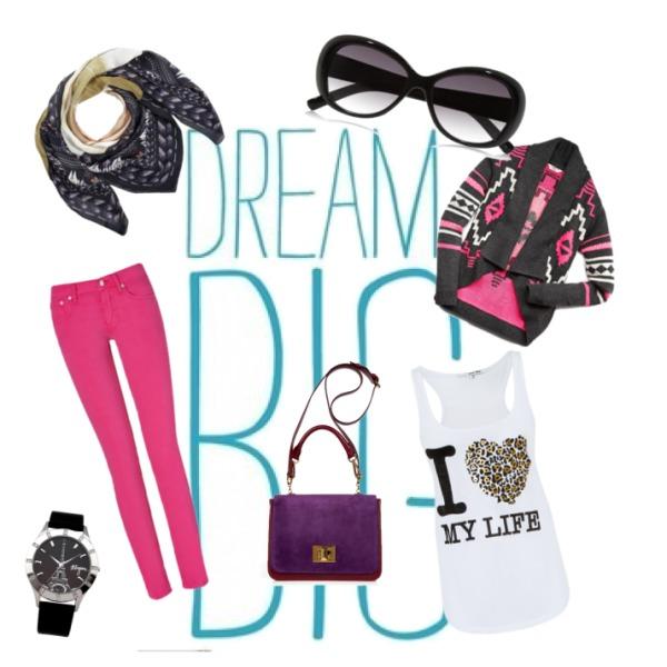 Dream big:-O