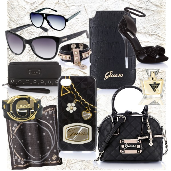 Guess *Black Gold*
