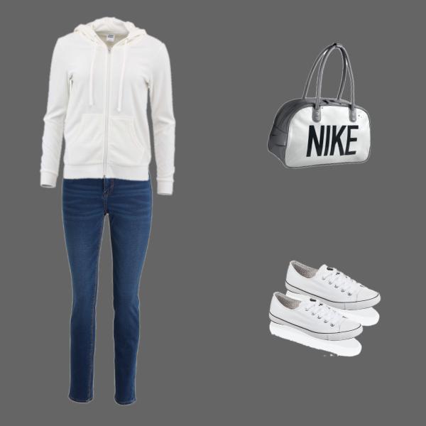 takhle bych šla na nákupy