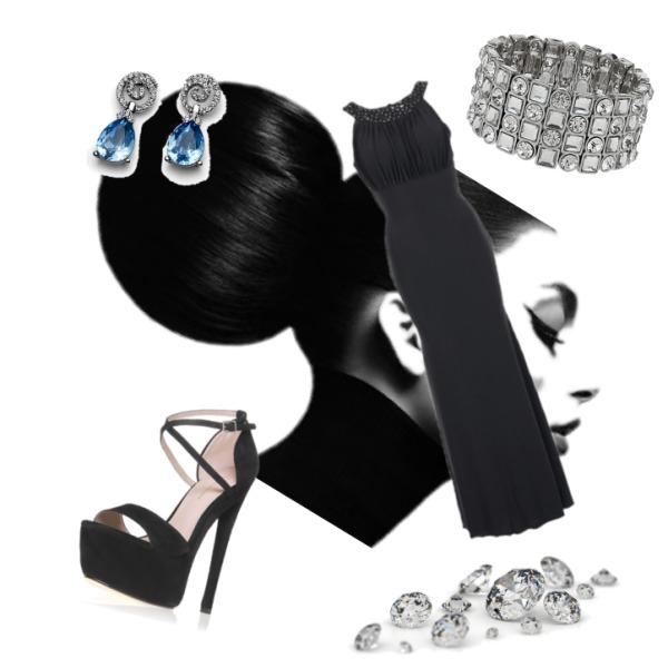Glamour black