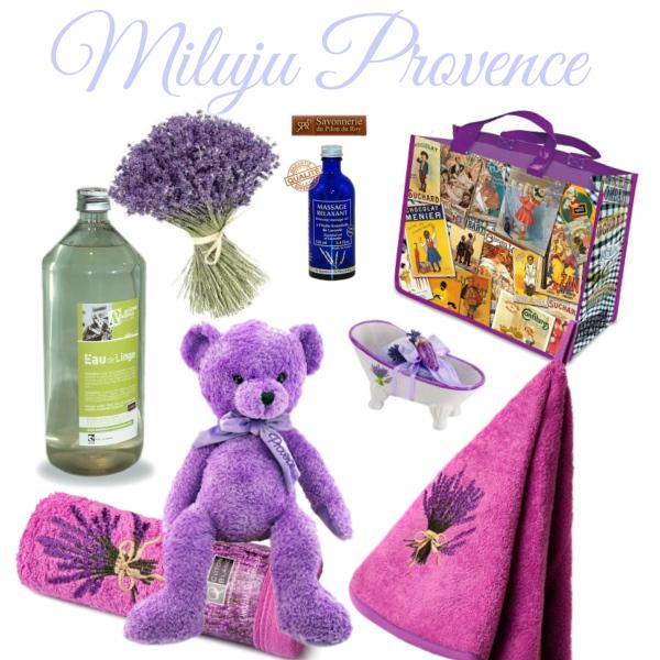 První set Miluju Provence