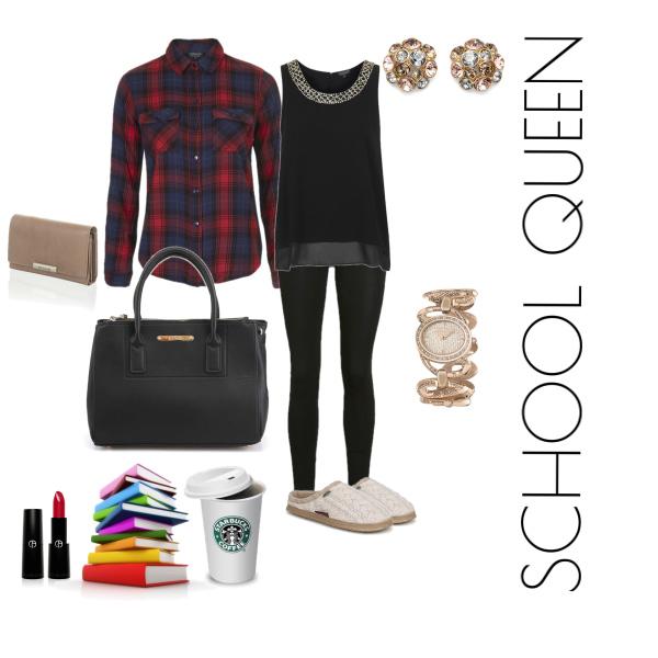 School queen <3