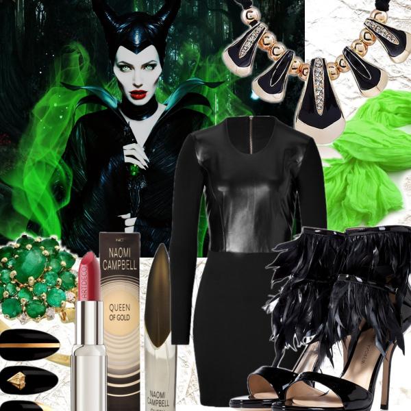 Maleficent má styl