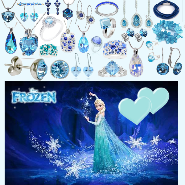 Šperky FROZEN :*