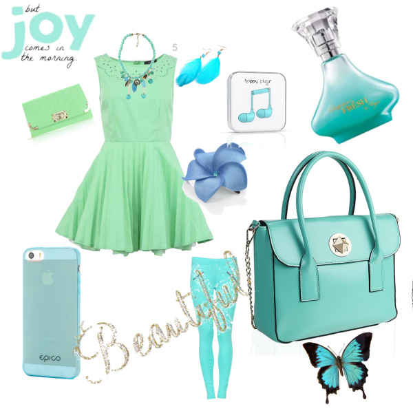 Light blue :3