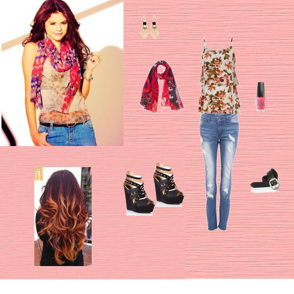 1 styl Seleny Gomez