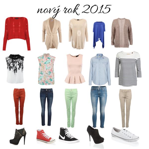 moda na nový rok 2015
